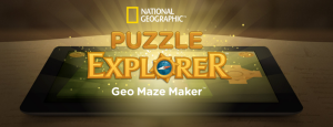 Geo Maze Maker